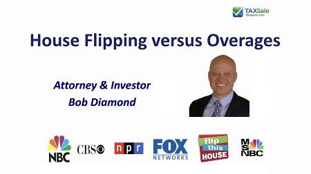 Bob Diamond The Overages Blueprint 2019