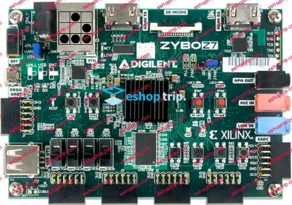 Learn VHDL Design using Xilinx Zynq 7000 ARM FPGA SoC