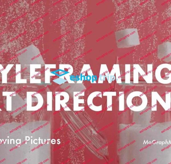 MoGraph Mentor 3d Styleframing Art Direction