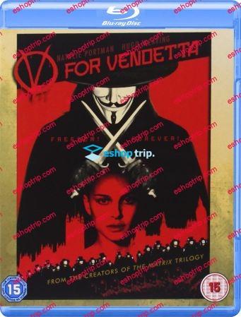 V for Vendetta 2006 1080p H264 AC3 5.1