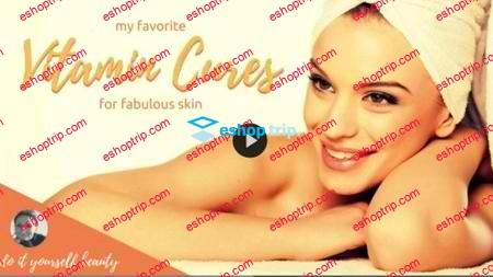 DIY Beauty My Favorite Vitamin Cures For Fabulous Skin