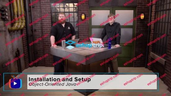 ITProTV Object Oriented Java