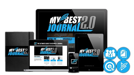 MyBestJournal 2.0 The Ultimate Guide to Keeping A Journal