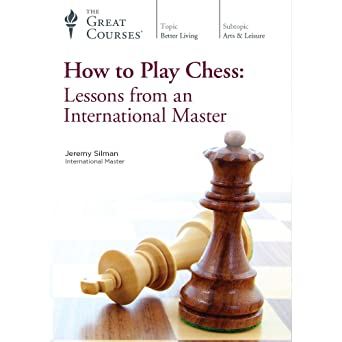 TTC Video How to Play Chess 24 Lessons from an International Master