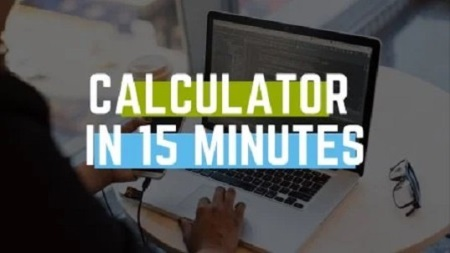 Build Calculator with Javascript in 15 minutes