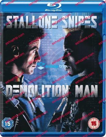 Demolition Man 1993 1080p BluRay x265