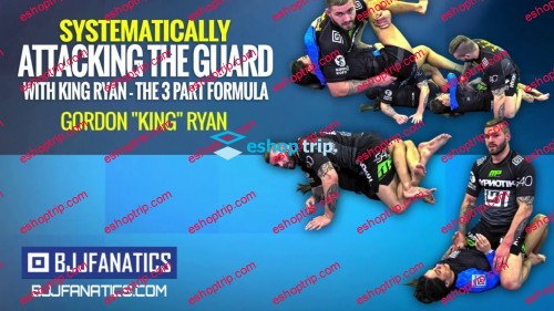 Gordon Ryan Systematically Attacking The Guard
