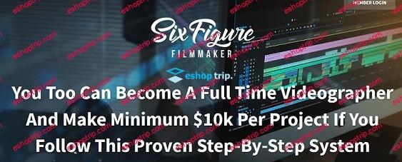 Eric Thayne Six Figure Filmmaker Oct 2019 UP 1