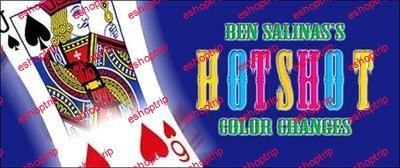Ben Salinas Hotshot Color Changes