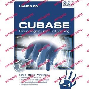 Hands On Cubase Vol. 1 Grundlagen und Einfuhr