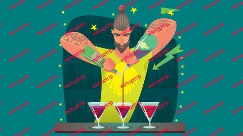 Ultimate Home Bartending Masterclass updated 12 2020