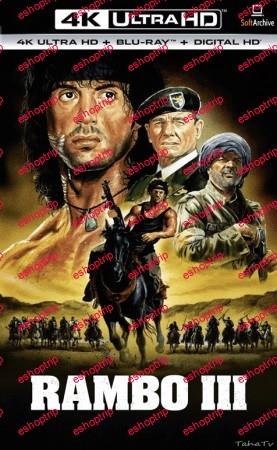 Rambo III 1988 2160p