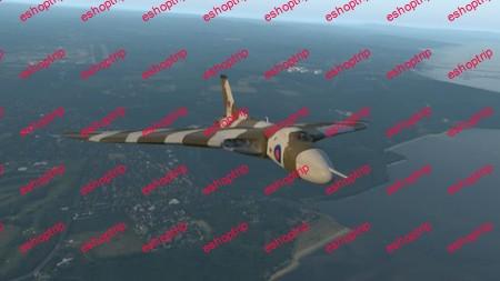 Avro Vulcan. Fast Jet Performance