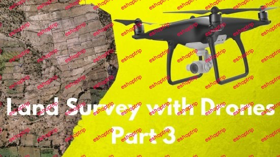 The Ultimate Guide for Land Surveying with Drones Part 3