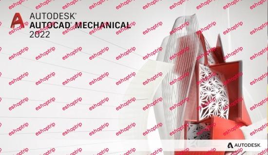 Autodesk AutoCAD Mechanical 2022 x64