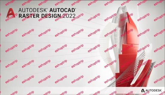 Autodesk AutoCAD Raster Design 2022 x64