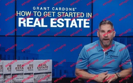 Grant Cardone How To Get Started In Real Estate Exclusive Training