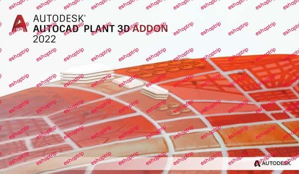 Plant 3D Addon for Autodesk AutoCAD 2022 x64