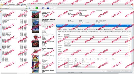 3delite MP4 Video and Audio Tag Editor 1.0.125.218