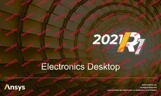 ANSYS Electronics Suite 2021 R1 x64