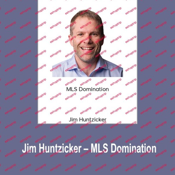 Jim Huntzicker MLS Domination