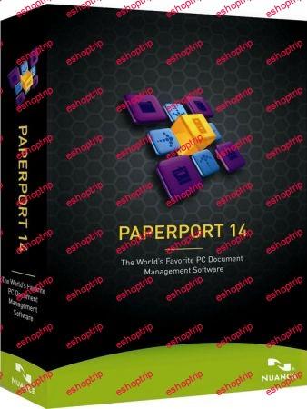 Nuance PaperPort 14.6.16416.1635 Multilingual