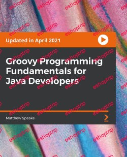 Packt Groovy Programming Fundamentals for Java Developers