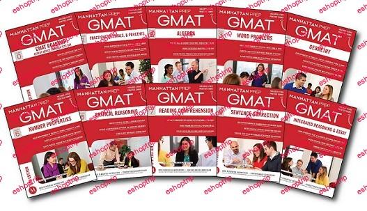 Complete MBA Program Manhattan GMAT Prep Course