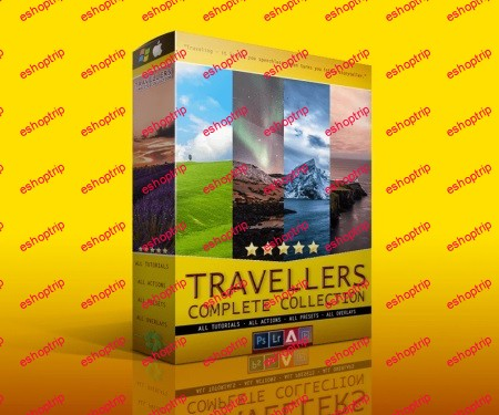 LandscaPhoto TRAVELLERS COMPLETE COLLECTION ALL SHOP