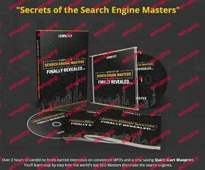 Lewis Fly Secrets Of The Search Engine Masters