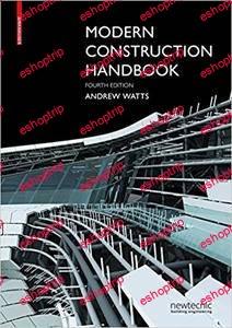 Andrew Watts Modern Construction Handbook 4th Edition 1