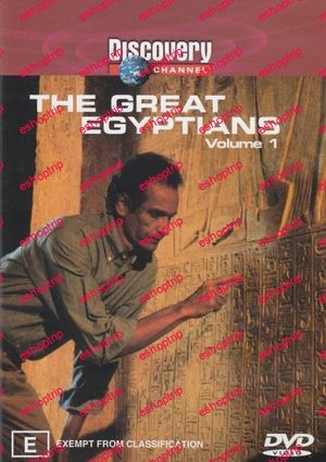 Discovery Channel The Great Egyptians 1998