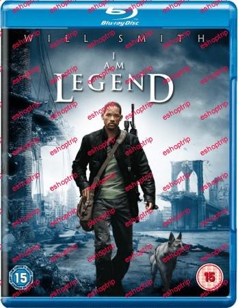 I Am Legend 2007 2160p