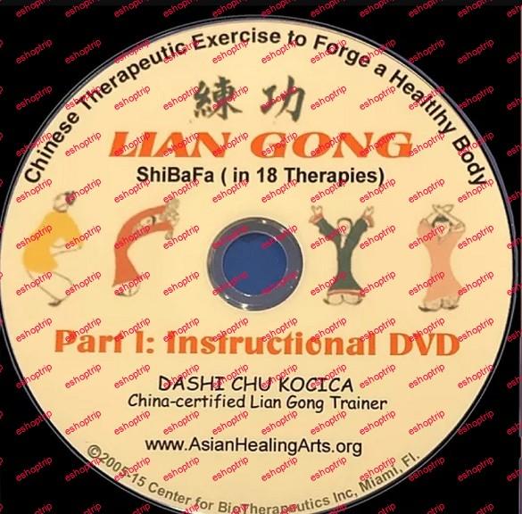 LIAN GONG Part Icl Instructional DVD