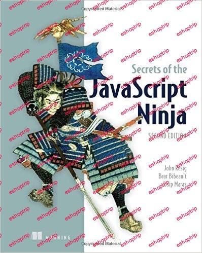 Manning Secrets of the Javascript Ninja 2nd Ed