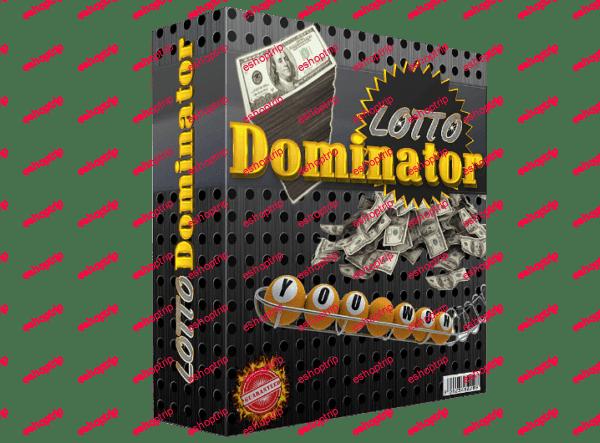 The Lotto Dominator Video eBook