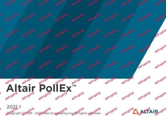 Altair PollEx 2021.1.0 x64