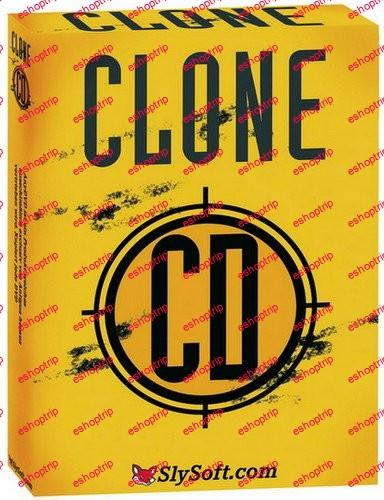CloneCD 5.3.2.1 Final Portable