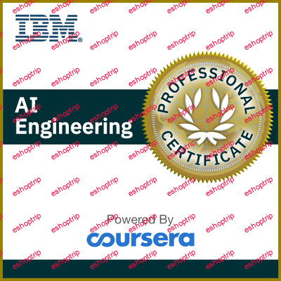 Coursera IBM AI Engineering Professional Certificate