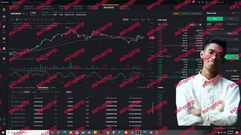 Cryptocurrency Bitcoin Binance Trading Bots Passive Income