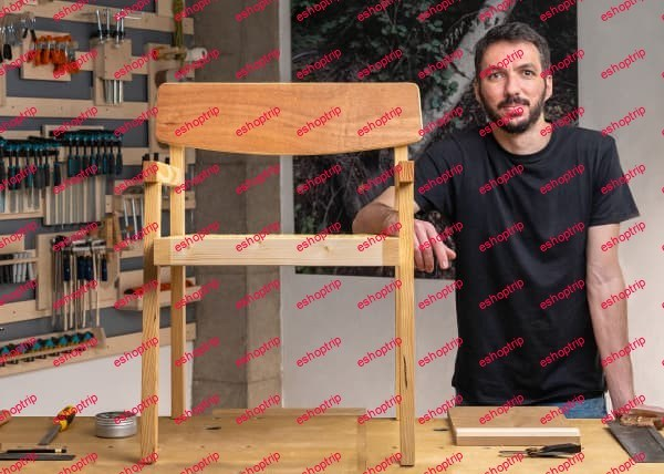 Domestika Design and Construction of Wooden Furniture