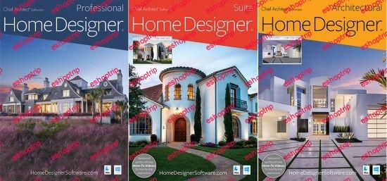 Home Designer 2022 v23.2.0.55