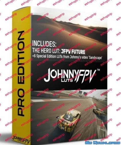 Johnny FPV x Jake Irish Johnny FPV™ LUTS PRO Edition