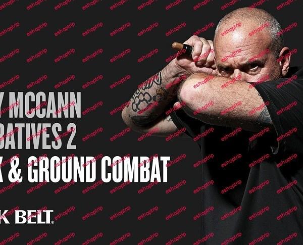 Kelly McCanns Combatives 2 Stick Ground Combat