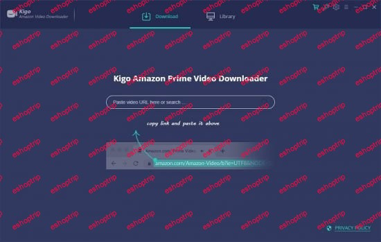 Kigo Amazon Prime Video Downloader 1.3.0 Multilingual