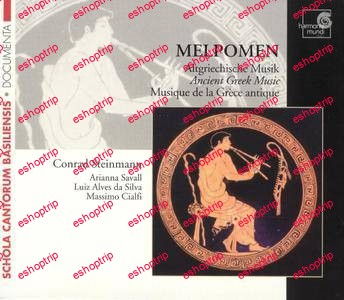Melpomen Ancient Greek Music 2005