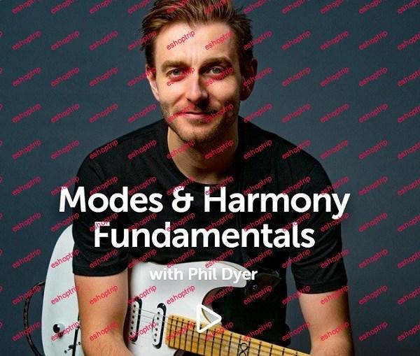 Musicisum Modes Harmony Fundamentals with Phil Dyer