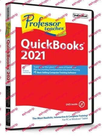 Professor Teaches QuickBooks 2021 v1.0