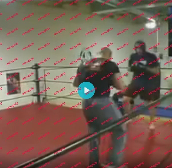 Rodney King Street Boxing