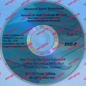 Ross Jeffries Advanced Speed Seduction